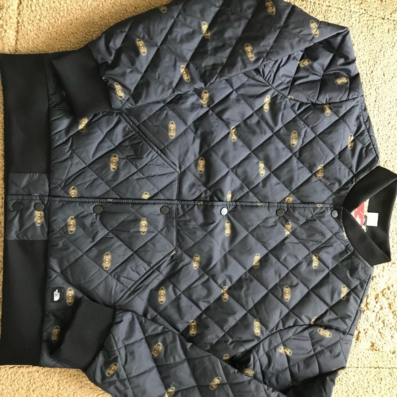 936ef44c5 North Face Men's Jester Quilted Bomber Jacket NWT